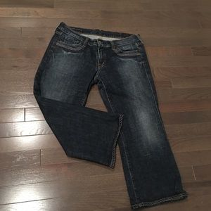 CITIZENS OF HUMANITY Willow Creek Crop Jeans SZ 31
